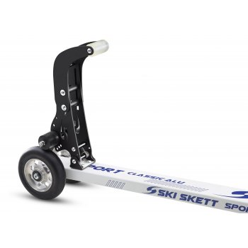 Hamulec Ski Skett Stop&Go na 2 tylne koła