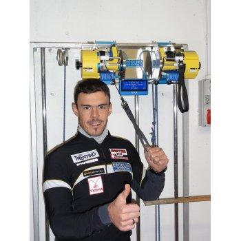 Trenażer Ercolina z komputerem Power Meter