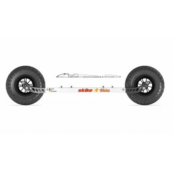 Nartorolki Skike R9 Wahia 200 mm