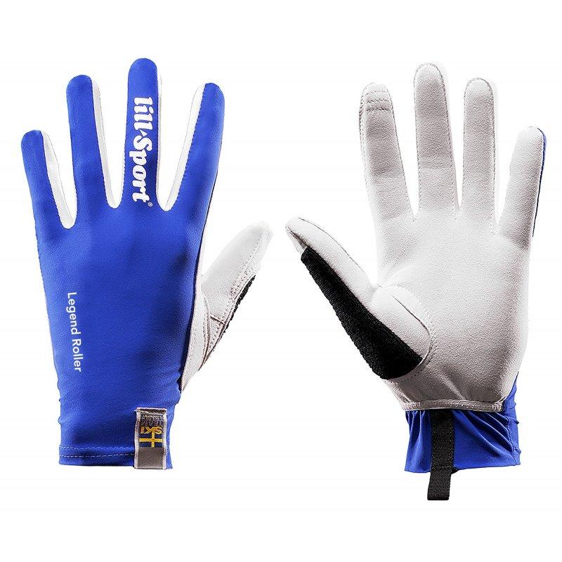 Rękawiczki LillSport Legend Roller Royal blue