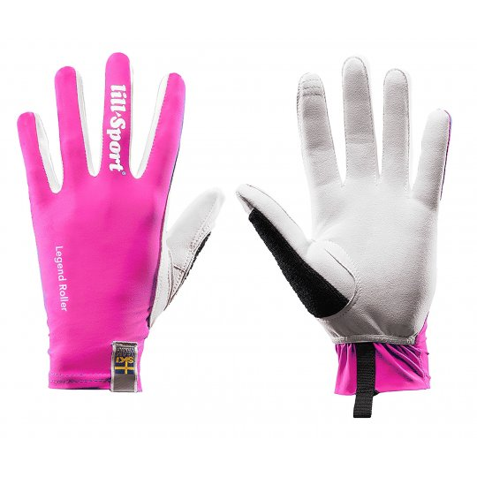Rękawiczki LillSport Legend Roller Pink