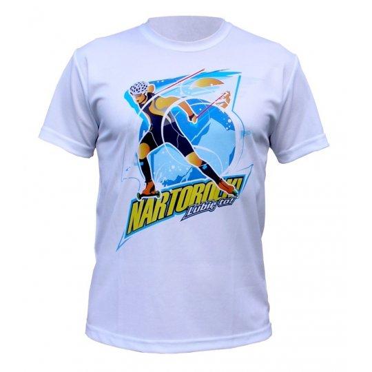 Koszulka nartorolkarza